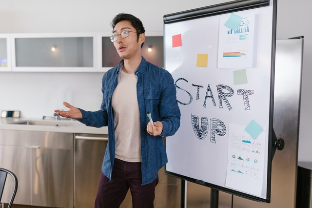 startup business investor pitch