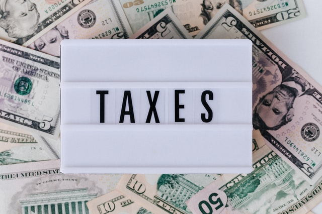 taxes and what taxes there are
